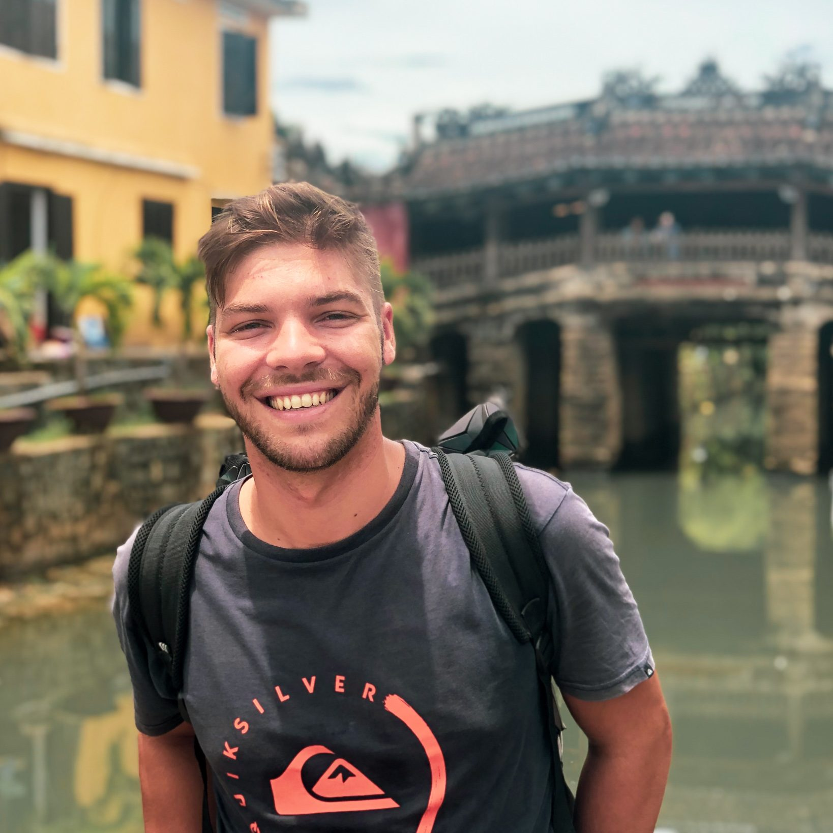 Jorge Moutela, Líder de Viagens