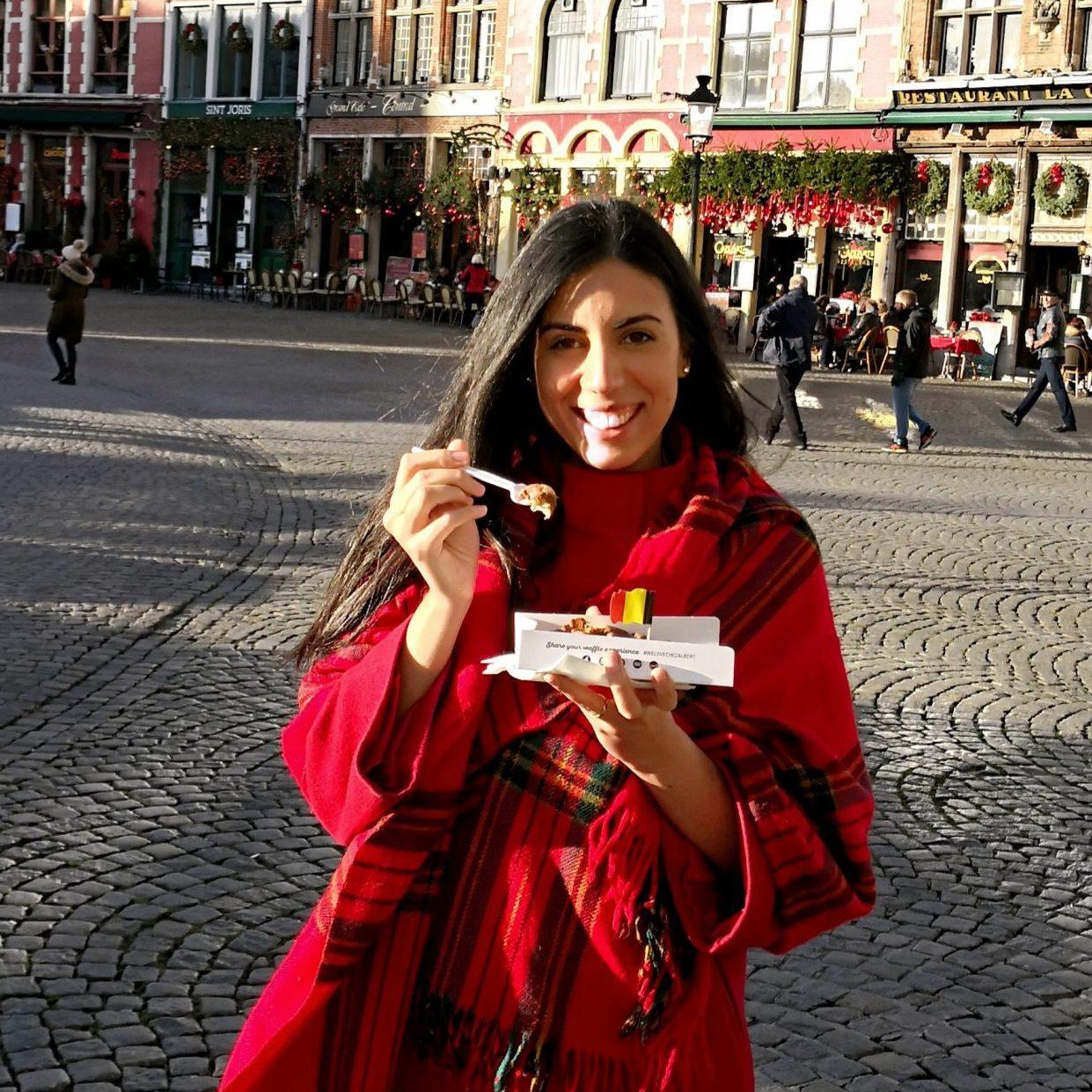 Daniela Fogageira, Líder de Viagens