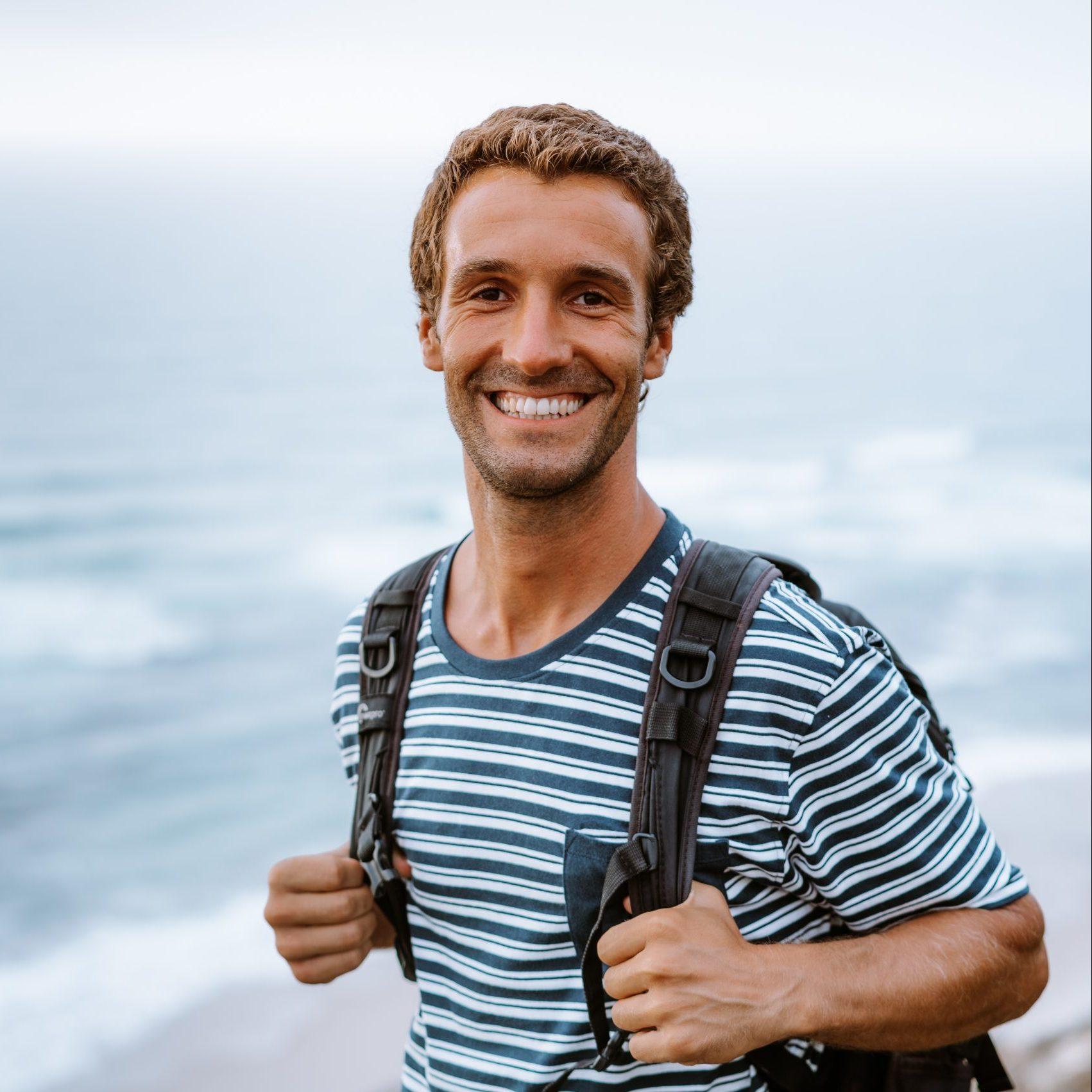 Daniel Perdigão, Líder de Viagens
