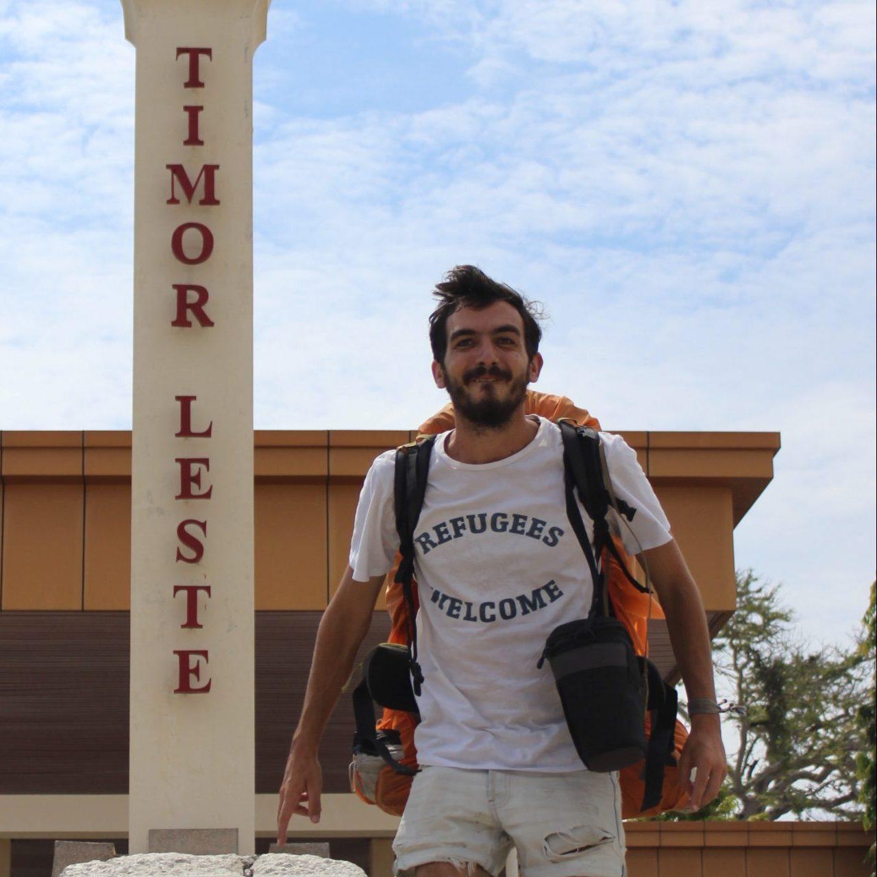 Tiago Pinho, Líder de Viagens